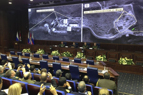 普京砲轟土耳其助伊斯蘭國賣油牟暴利「土耳其街上問,大家都知道」