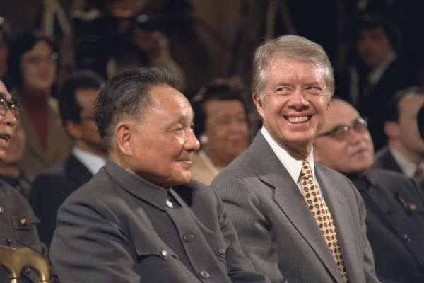當初台灣才是「唯一的中國」,但美中關係正常化改變了這一切...美國前總統卡特談「美中為何建交」