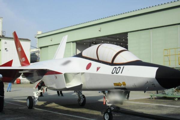 日本第五代戰機心神明年試飛?美媒:只是採購F-35的談判籌碼