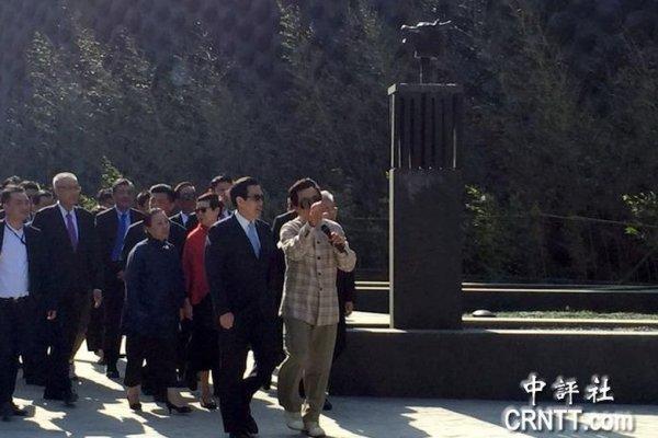 顏擇雅觀點:從故宮南院獸首省思台灣與中國的關係