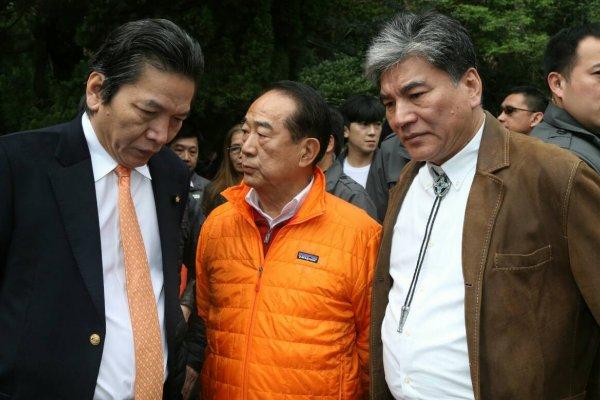 不辭黨主席!73歲宋楚瑜力拚親民黨改革,走出有別於藍綠的路線
