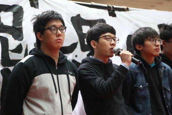 BBC特寫:為何部分香港年青人支持「港獨」?