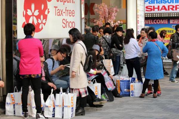 陸客赴日觀光人數激增 支付寶打進日本市場