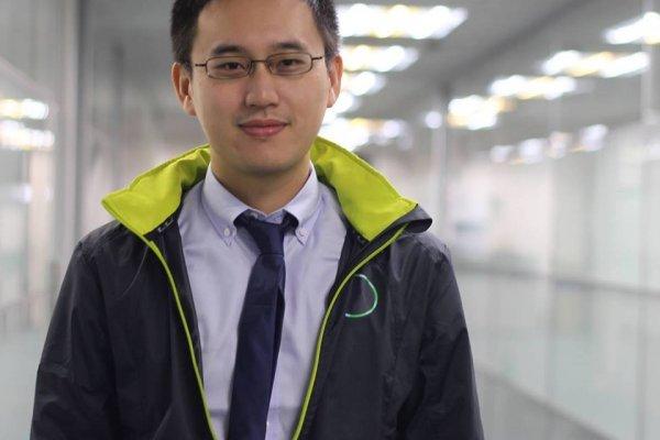 不排斥參選,口譯哥趙怡翔:自認還需要多多學習