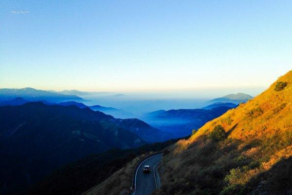 原來台灣也有這樣的地方!自駕絕不能錯過台灣10大絕美公路