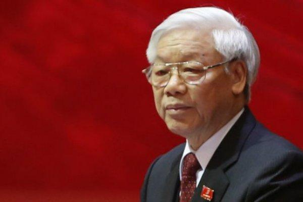 越共學老共?胡志明之後第一人,越南共黨總書記阮富仲正式兼任國家主席