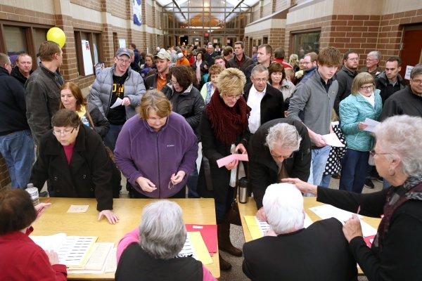 2016美國總統大選》勝敗怎麼看?5個數字帶你了解愛荷華州初選