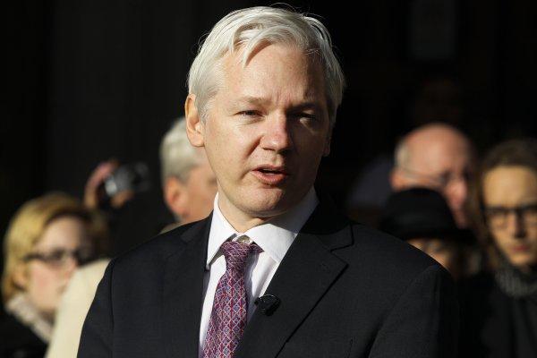 聯合國力挺「維基解密」創辦人 呼籲英國、瑞典放人