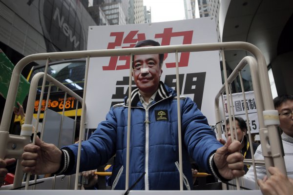 銅鑼灣書店事件》英國外相提交《香港自由報告》 :中國嚴重違反《中英聯合聲明》