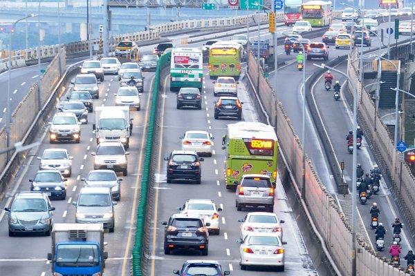 交通部:中秋節國道夜間暫停收費
