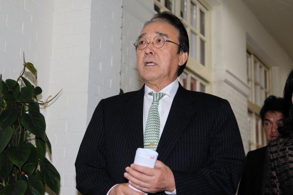 日本食品輸台解禁?沼田幹夫:520之前沒解決,將和新政府繼續努力