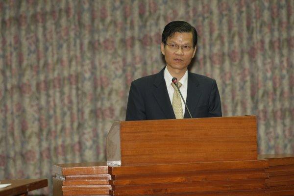翁啟惠任期屆滿 中研院評議會今選出3位候選人送蔡總統圈選