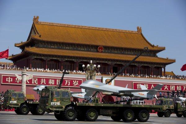 誰在幫助中國強大?美國之音:解放軍樣樣「偷學」美軍