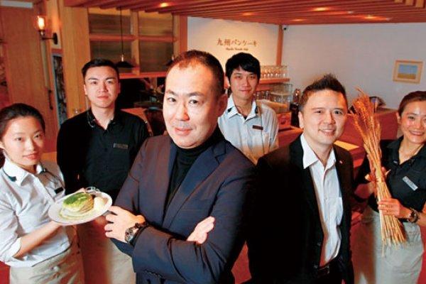 王牌代理人 三招捧紅日本小餐廳