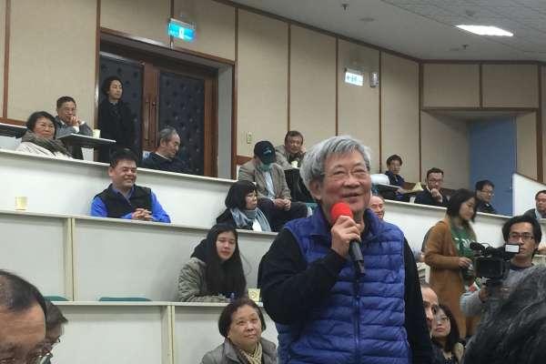 陳美霞觀點:保釣大將遠去精神長存-記王曉波與林孝信半個世紀的友誼