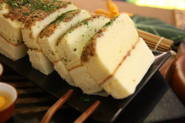 讓日本皇族大喊「歐依西」的鹹蛋糕,發明契機竟是台灣老糕點師的急中生智?