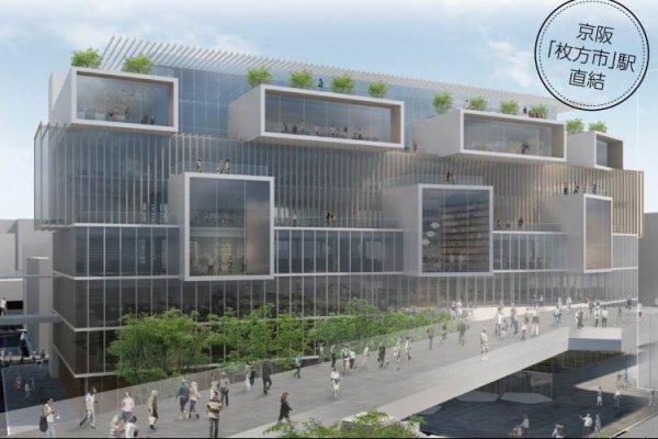 在世界最美書店...存款?里索那銀行與蔦屋書店合作 新型態銀行今春大阪登場