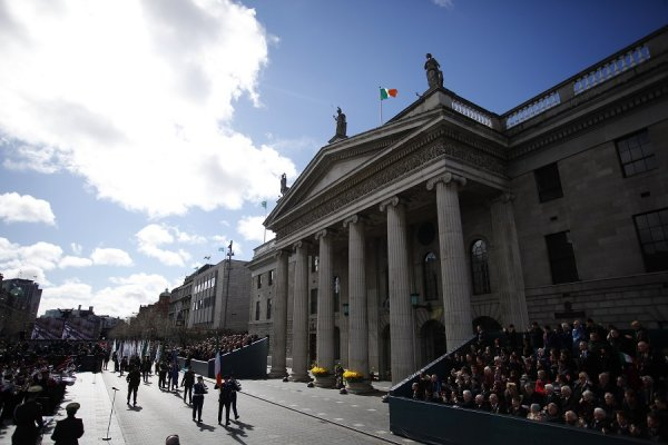 「不必要」的建國基石?愛爾蘭「復活節起義」百年後仍具爭議