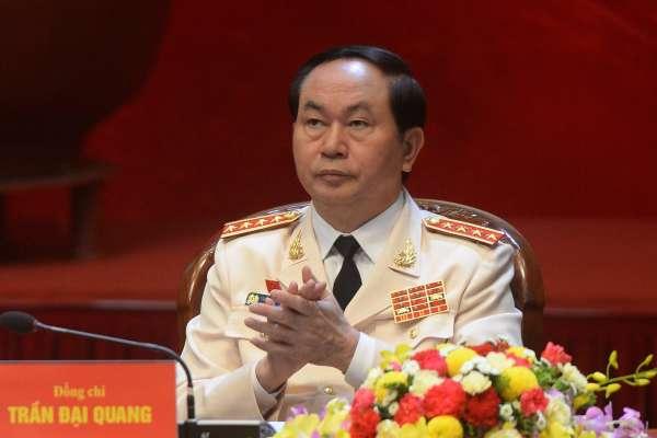 「嚴重病毒性疾病」六度赴日本治療仍回天乏術 越南國家主席陳大光病逝