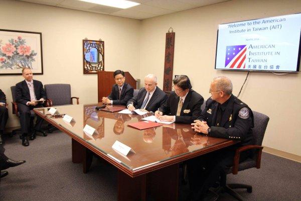 台灣加入美國「全球入境計畫」 赴美入境免排隊!