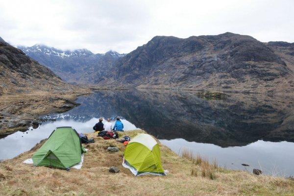 讀者投書:有機會到蘇格蘭,一定要試試高地露營!