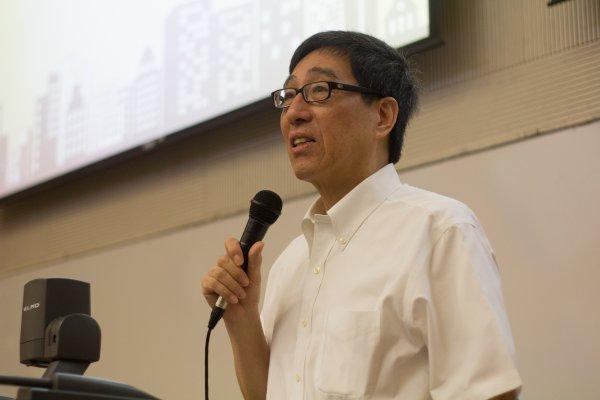 「台灣政爭如野草蔓延無所不在」郭位聲明退出中研院長遴選