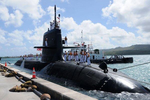 獵殺中國海軍,美軍手中王牌是自衛隊潛艦?!日經:日本佔據深海地利,解放軍硬闖第一島鏈恐遭狙擊