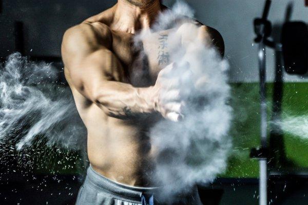 完美變身超級肌肉男  演員健身訓練祕技大公開