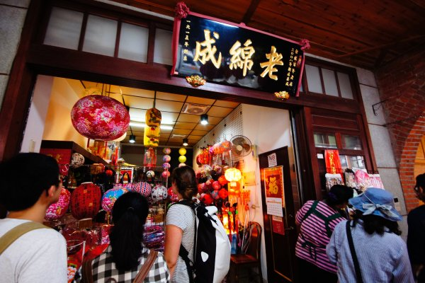 日本妹遊台灣,最愛大稻埕!這7個私房景點證明,台北是不輸台南的文化古都啊