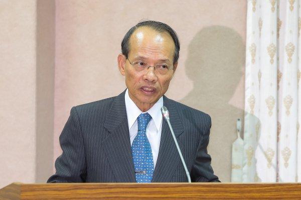 回應陳唐山批評 外交部次長侯清山:從來沒懼怕中國