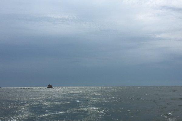 衝刺離岸風電 台電擬再砸千億做海上變電站