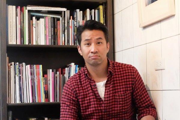 為何台灣人熱愛偶像劇?專訪黃健瑋:那些幻想,讓你暫時忘記人生沒有選擇權…