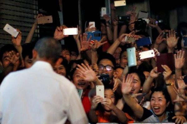 越南年輕人中颳起「歐巴馬旋風」 華郵:越南已成和美國最友好的亞洲國家
