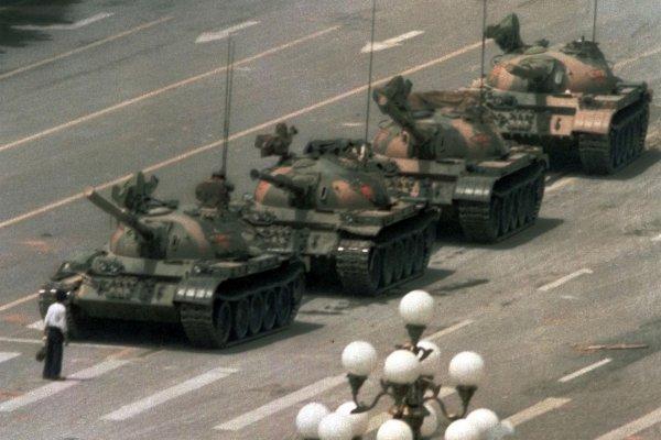 「民主自由是我們的核心價值」 吾爾開希號召六四27周年紀念會