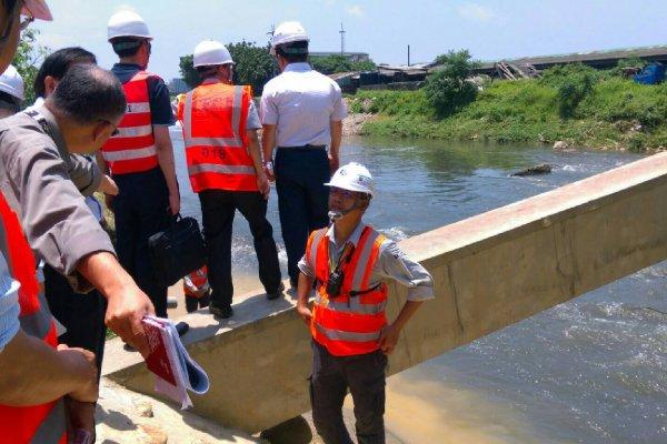 淹水停電造成機場癱瘓 桃機總經理:溪水暴漲是合理判斷