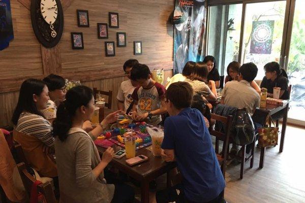 你玩過本土桌遊嗎?執業律師29歲出版2套遊戲,台灣原創設計發光