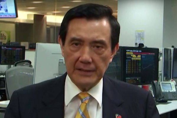 台灣民主能否做為中港榜樣? 馬英九:容忍異議最重要