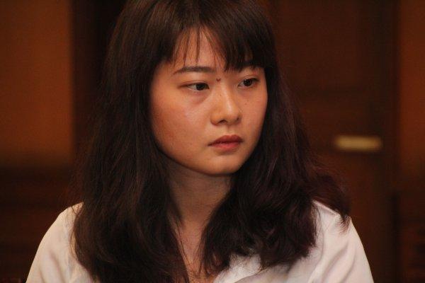 高智晟之女向蔡英文求援 府籲中國賦予人民更多權利