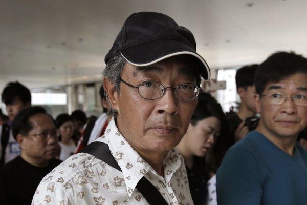 陸委會:林榮基若尋求庇護 可依法申請