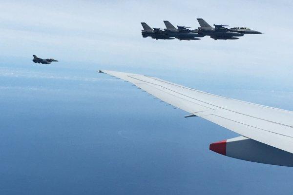 時代雜誌爆美國暫緩對台F16軍售案 國防部:已向美提出「發價書需求信函」