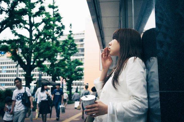 日本「吸菸區」是在搞笑嗎?她遊日本沉痛感嘆:東京這個地方還真不進步