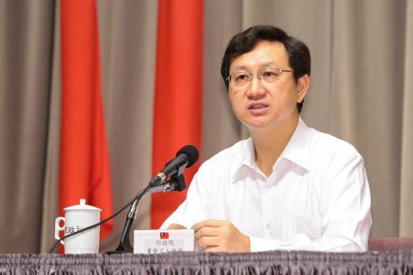 出任駐泰國大使,行政院前發言人童振源:新南向政策是重點