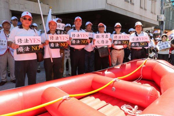 觀點投書:浴火重生—專法廢止後的紅十字會