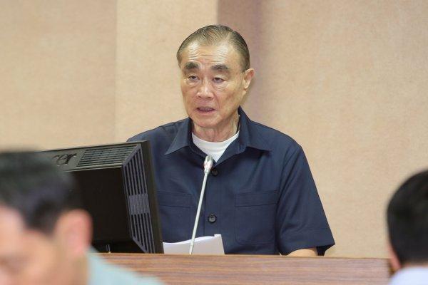 太平島立委考察團 國防部長確定不隨行