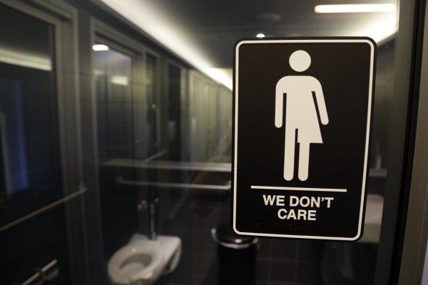 廁所平權典範與最漂亮的標示牌 加拿大推男女共用的性別友善廁所