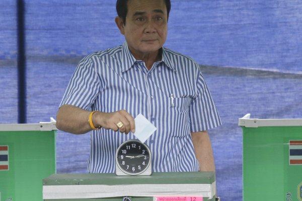 泰國新憲草案公投過關 軍政府力量再強化
