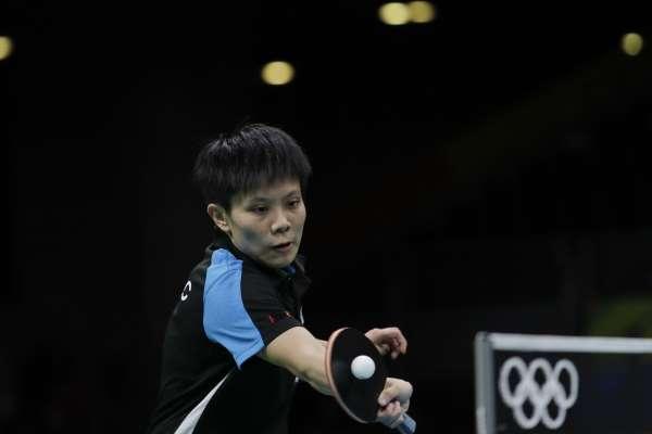 桌球》世界桌球團體賽 中華男女團同闖4強