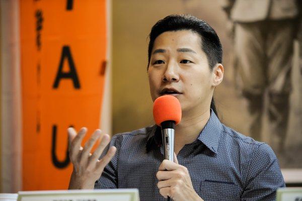 港簽申請就是下不來 林昶佐:香港的自由正在快速消逝