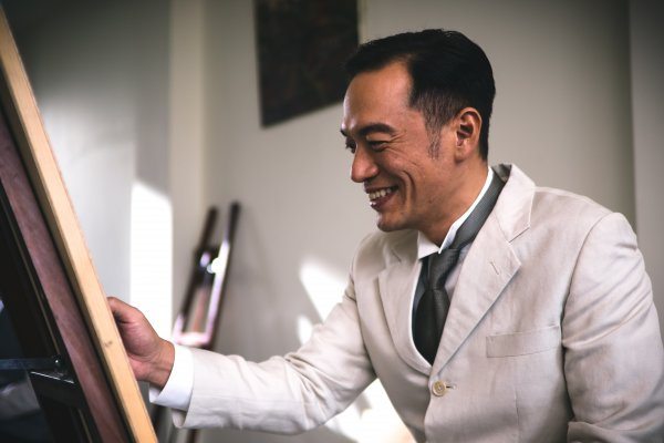 日治時期台灣藝術第一推手!富豪拋下日本留學夢,一生資產奉獻給台灣年輕人