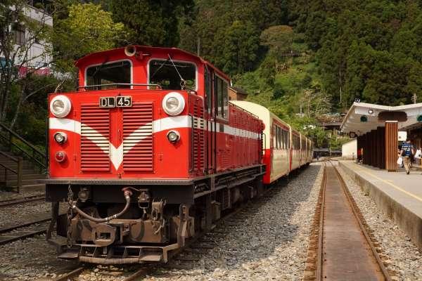 阿里山鐵道入Google 街景 森鐵紀錄新里程碑